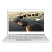 Acer Aspire S7-392-7863 13.3-InchWQHD Touchscreen Ultrabook (Crystal White)(US Version, Imported)