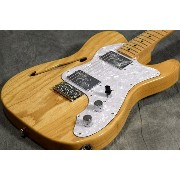Fender / Japan Exclusive Classic 70s Telecaster Thinline Natural 【S/N:JD15007307】【梅田店】