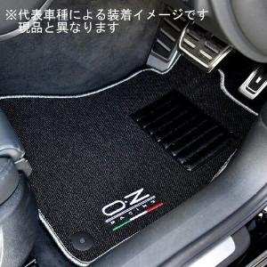 OZ RACING High Grade FLOOR MAT フィアット 500用