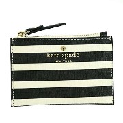 ケイトスペード 財布 小銭入れ KATE SPADE FAIRMOUNT SQUARE PWRU4231 CORI 79 BLACK/SANDY BEACH 並行輸入品