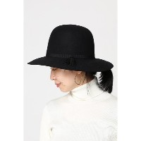COMES AND GOES 8cm ラビット ボーラーハット◆【エディット フォー ルル/EDIT.FOR LULU ハット】
