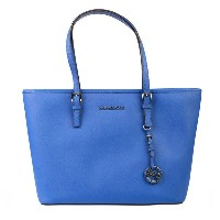 マイケルコース MICHAEL KORS トートバッグ Jet Set Travel? 30S4STVT2L Electric blue