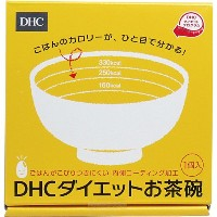 DHC ダイエットお茶碗 1個入 15711
