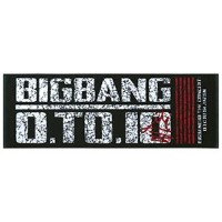 BIGBANG 10 THE CONCERT : 0.TO.10 IN JAPAN 公式グッズ スポーツタオル
