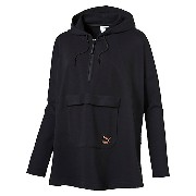 プーマ EVO HOODED CAPE ウィメンズ Cotton Black