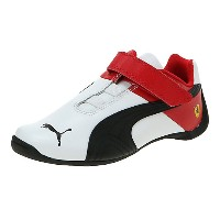 プーマ FUTURE CAT SF V PS メンズ Puma White-Puma Black