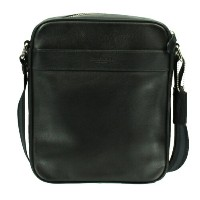 COACH OUTLET コーチ アウトレット ショルダーバッグ F54782 BLK スムース レザー フライトバッグ cooc
