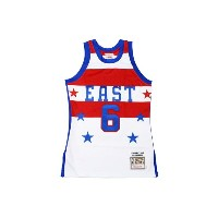 MITCHELL&NESS GAME JERSEY (1980 AUTHENTIC NBA ALL-STAR GAME/JULIUS ERVING: WHITE)ミッチェル&ネス/スローバックバスケッ...