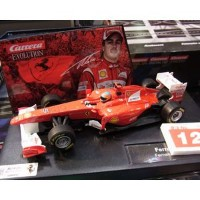 【再生産】1/32 アナログスロットカー Evolution Ferrari 150 Italia Fernando Alonso No.5【20027417】 【税込】 Carrera [KC...