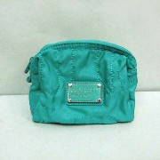 ★【MARC BY MARC JACOBS】マーク バイ マークジェイコブスナイロンコスメポーチ M0001255 RIPTIDE 440【中古】