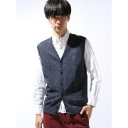 TOMMY HILFIGER (M)AS STRUCTURED HTR VEST CF トミーヒルフィガー【送料無料】