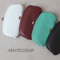 ●●ANVOCOEUR(アンヴォクール)Marietta long wallet 4colorac15210-16【Wallet】【☆】