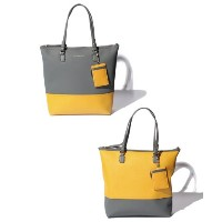 ★dポイントが貯まる★【TOMMY HILFIGER(トミーヒルフィガー)】LOVE TOMMY INT COLORBLOCK TOTE【dポイントでお得に購入】
