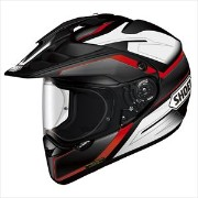 S-HADV-SEEK-TC1-XL【税込】 SHOEI オフロードヘルメット(TC-1(RED/BLACK))[XL] HORNET ADV SEEKER [SHADVSEEKTC1XL]【返品種別A...