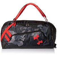 Under Armour Storm Undeniable Backpack DufflBlackcamo/Red アンダーアーマー ダッフルバッグ