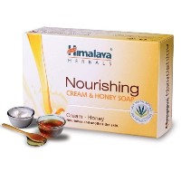 Himalaya Nourishing CREAM & HONEY SOAP 125g by Himalaya [並行輸入品]