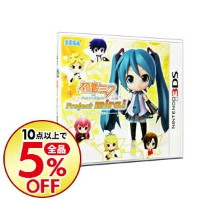 【中古】N3DS 【カード15枚付】初音ミク and Future Stars Project mirai