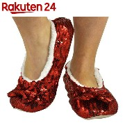 snoozies! WS-SBLING 120-SBD-RD レッド【楽天24】[snoozies!(スヌージーズ) ルームシューズ]