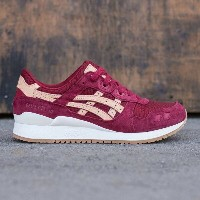 アシックスタイガー Asics Tiger シューズ・靴 スニーカー【Asics Tiger Men Gel-Lyte III - Veg Tan Pack 】