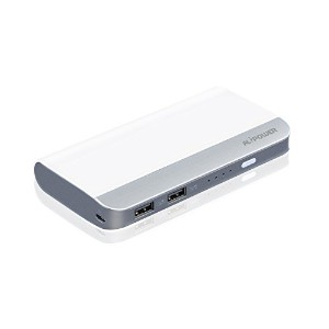 ハイ Capacity [ 15600mAh / 5V / 3.1A ] Portable Charger External バッテリー Power Bank With 2 USB Port For...