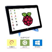 Eleduino Raspberry Pi 10.1インチ 1280x800解析度 する IPS Hdmi Input 10 Point Capacitive TouchScreen Display [並行輸入品]