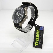 【中古】【未使用品】traser/トレーサー/P6506 430 32 01/20気圧防水/Taser Commander Milittary Titanium Watch P6506【腕時計】...