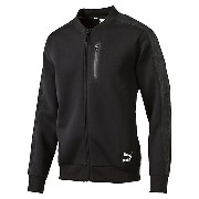 プーマ EVO T-7 SWEAT JACKET メンズ Puma Black