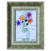 Famous Artist Collection ピカソ ブーケ Bouquet ZFA-60466