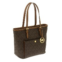 MICHAEL KORS マイケルコース トートバッグ 30S6GTTT8B 200 Jet Set Travel Medium Zip Tote