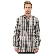 Carhartt Force Mandan Plaid Long Sleeve Shirt
