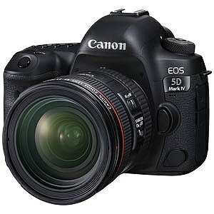 Canon EOS 5D Mark IV(WG)【EF24−70 F4L IS USM レンズキット】 EOS5DM42470ISLK(送料無料)