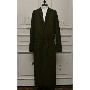 "HAIDER ACKERMANN ハイダー・アッカーマン(メンズ) ""Quilting Coat"" col.Khaki Green 439-33101001"