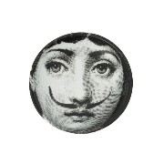 Fornasetti プリント 灰皿