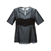 T By Alexander Wang シアーカットソー