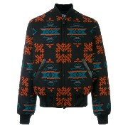 Marcelo Burlon County Of Milan Pendleton ボンバージャケット