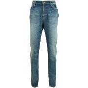 Nudie Jeans Co ウォッシュ加工 ストレートジーンズ