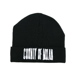 Marcelo Burlon County Of Milan - Sajama ビーニー - men - ウール - ワンサイズ