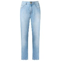 Egrey - straight-leg jeans - women - コットン - 36