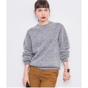【Inverallan Authentic Knitwear】 Shaggy knit