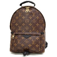 【LOUIS VUITTON】【リュックサック】ルイヴィトン『モノグラム パームスプリングス バックパック PM』M41560 レデ...