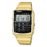 CASIO DATA BANK (カシオ データバンク) CA-506G-9A/CA506G-9A CALCULATOR(カリキュレーター) 計算機/電卓 キッズ・子...