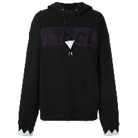 T By Alexander Wang oversized strict hoodie