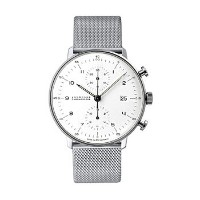 Max Bill by Junghans Chronoscope 027 4003 44M