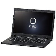 NEC 13.3型ノートPC LAVIE Hybrid ZERO HZ550/FAB PC−HZ550FAB【送料無料】