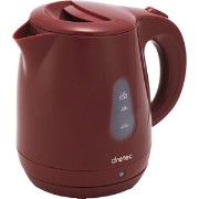 PO-140-RD【税込】 ドリテック 電気ケトル 1.0L レッド dretec Electric kettle [PO140RD]【返品種別A】【RCP】