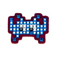 Anya Hindmarch Space Invaders ワッペン