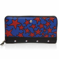 マークジェイコブス 長財布 M0009589 MARC JACOBS Landscape Standard Continental Wallet(WEB BLUE MULTI) ランドスケープ...