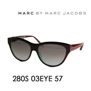 【OUTLET★SALE】マークバイマークジェイコブス サングラス MMJ-280S YE 57 MARC BY MARCJACOBS