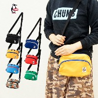 【SALE】 CHUMS チャムス エコショルダーポーチ ECO Shoulder Pouch CD 【CH60-0846】 メンズ レディース ミニショルダー CHUMS(チャムス) online...