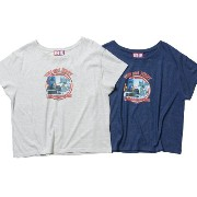x TOM and JERRY GIRL TEE -IRIE for GIRL-